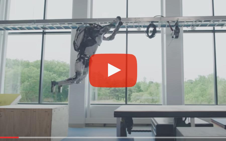 Freerunning robots