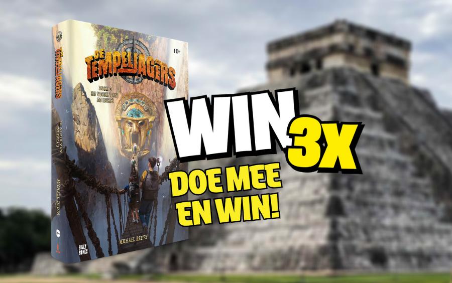 win 3x De Tempeljagers