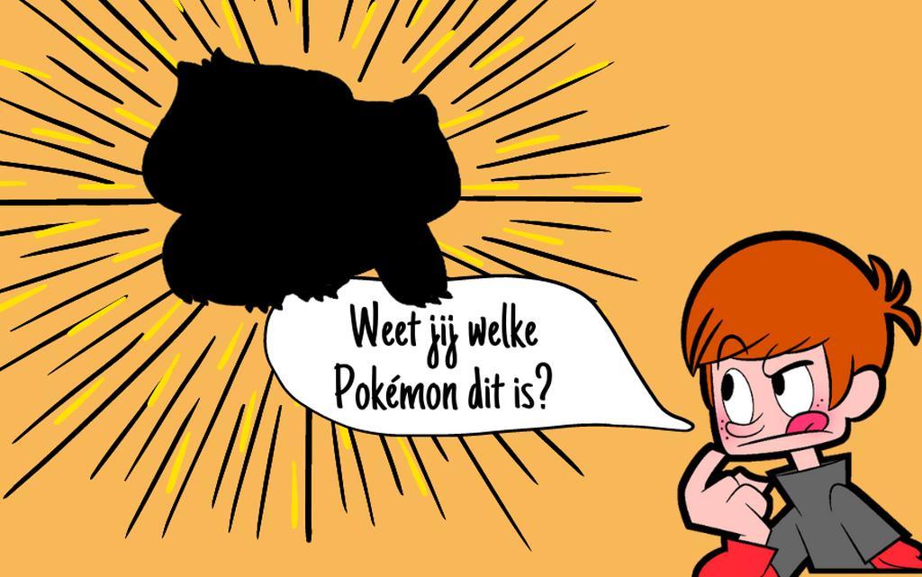 Raad jij welke Pokémon dit is?