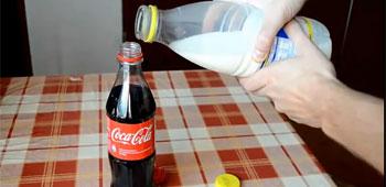 cola-en-melk-mengen