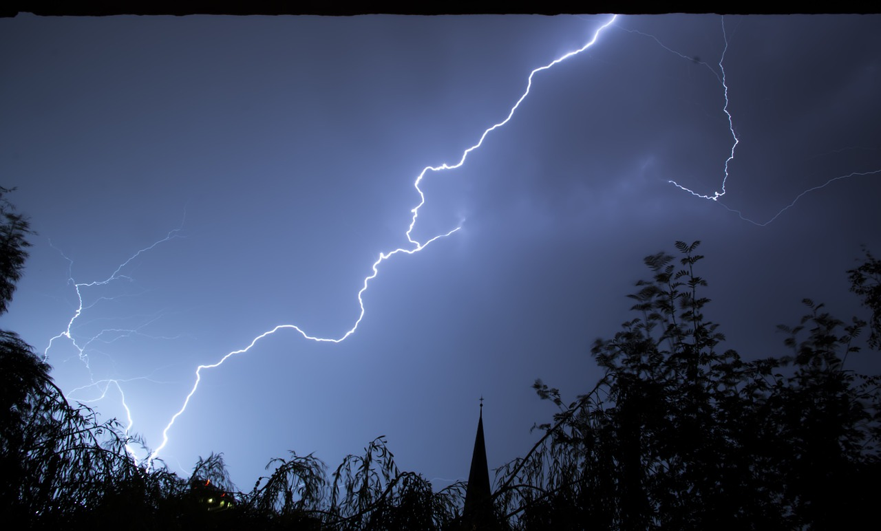 Langst durende bliksemflits ooit waargenomen