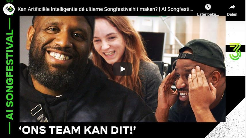 songfestival voor computers