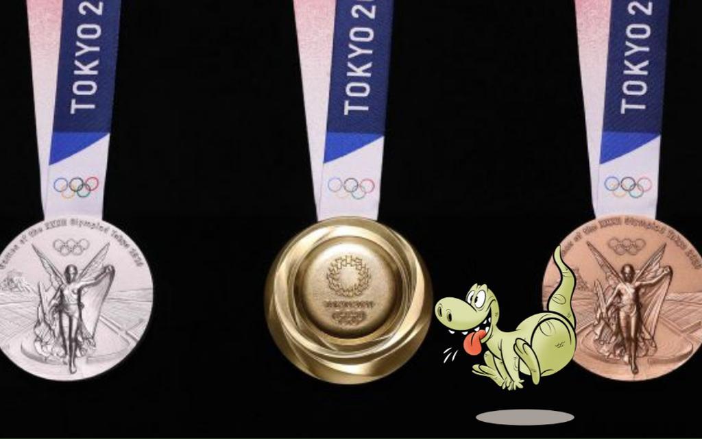 Olympische medailles