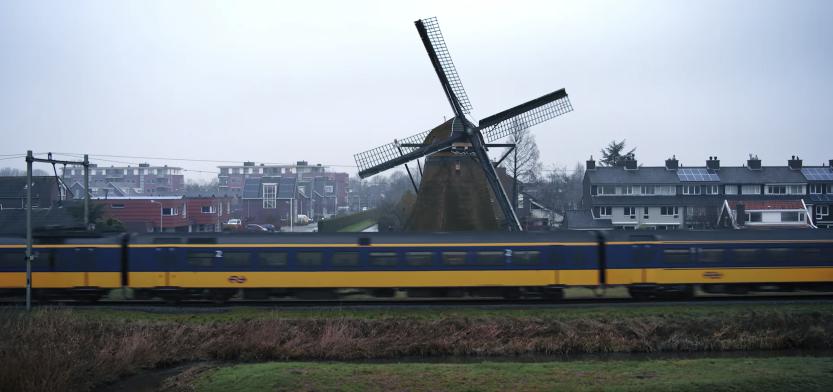 Wist je dat alle treinen in Nederland op groene stroom rijden?